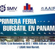 Primera Feria Bursatil En Panama