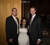 Coctel Ejecutivo con Eric Trump en el Sky Lobby, Trump Ocean Club