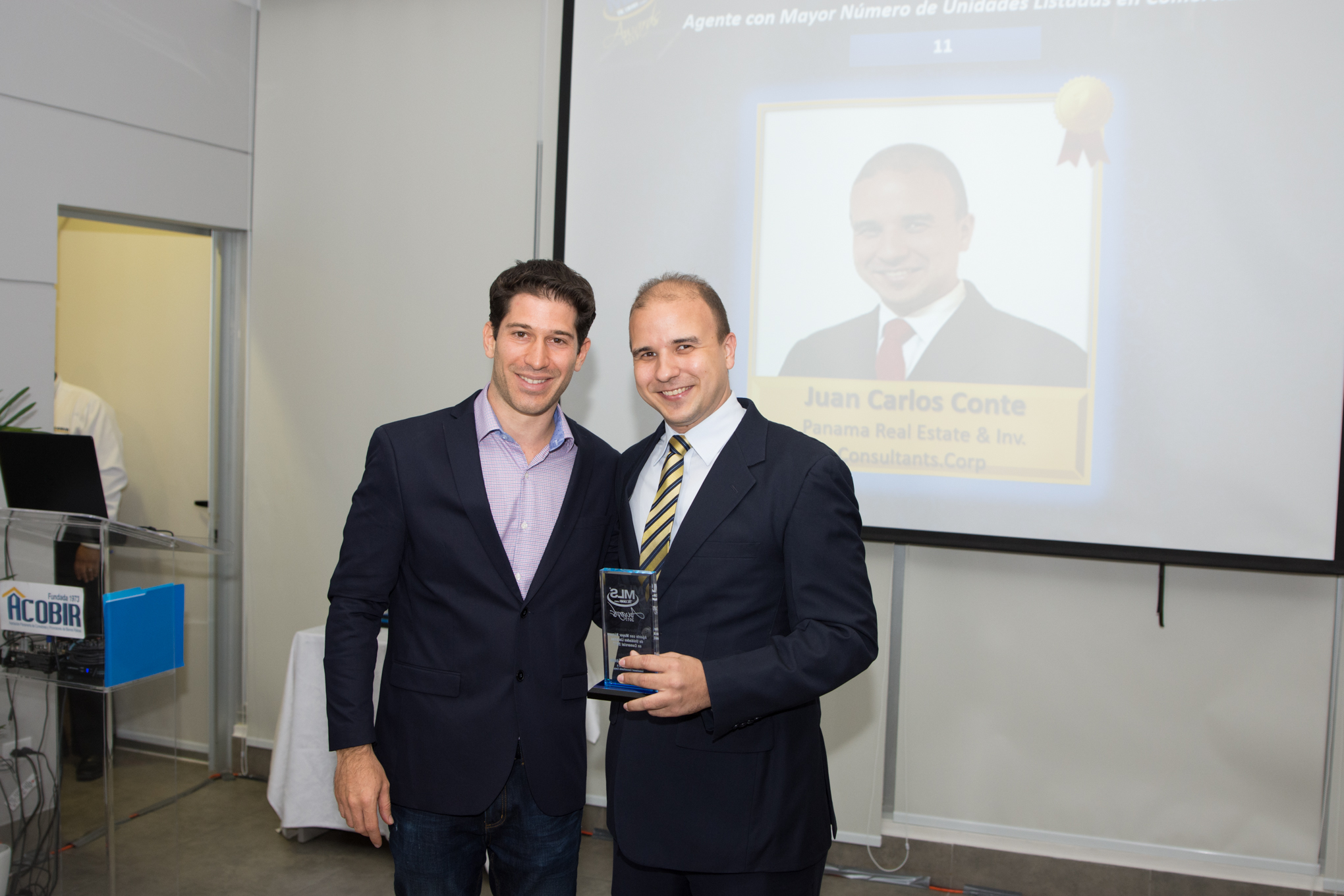 David Dabah y Juan Carlos Conte